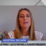 Entrevista a la Presidente de FAPASA, Agustina Decarre | Programa 100%Seguro.