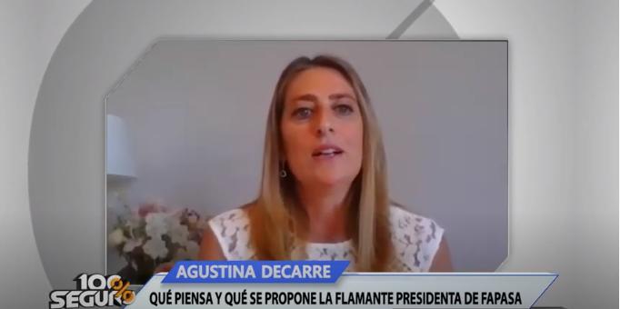 Entrevista Agustina Decarre